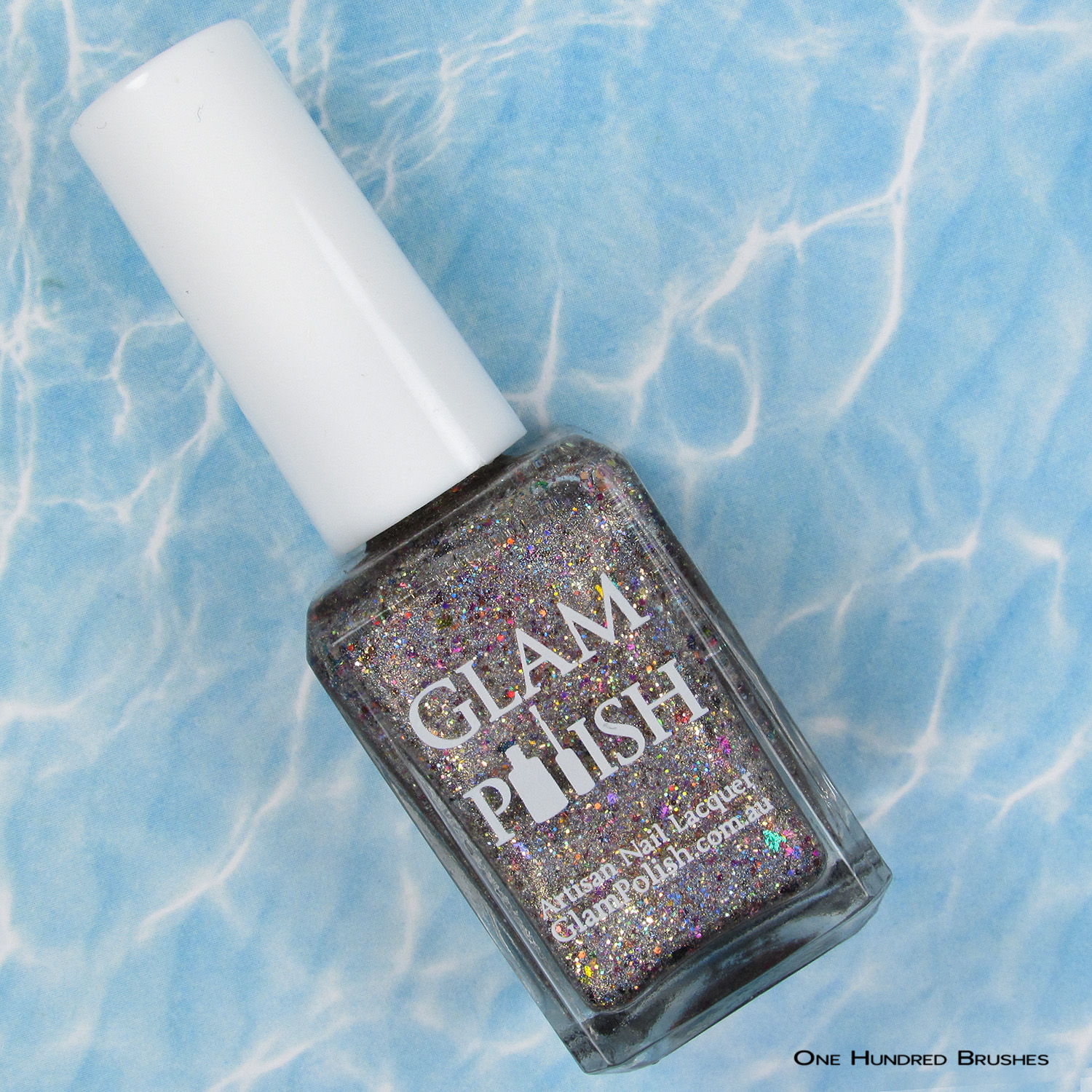 Oh For Shore! - Mermaid Tails Collection - Glam Polish
