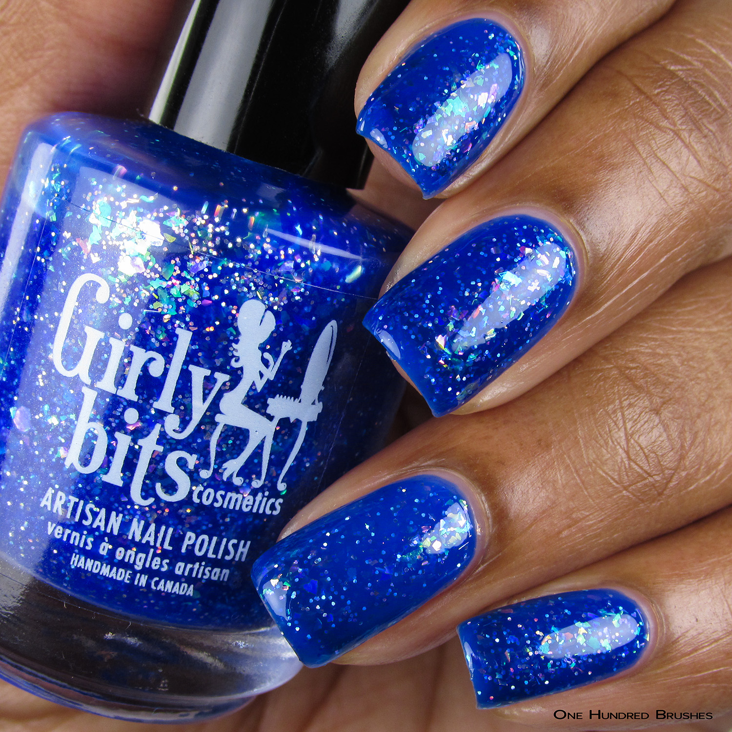Pixie Tricks - Bottle Front - Girly Bits - July HHC