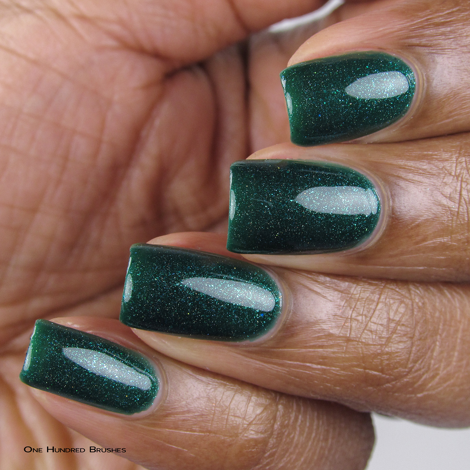 The Gallagher's - Angle - My Indie Polish - July HHC
