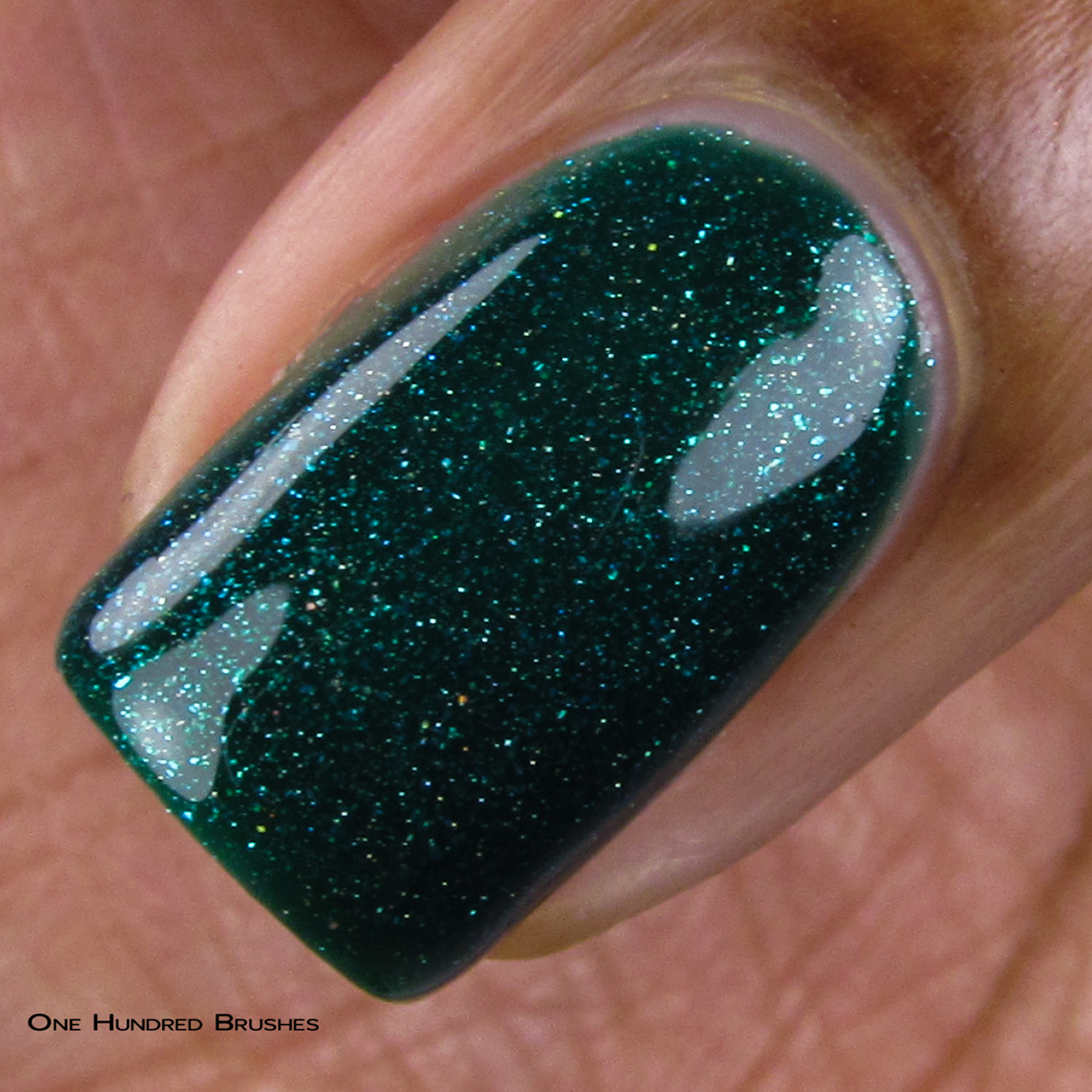 The Gallagher's - Macro - My Indie Polish - July HHC