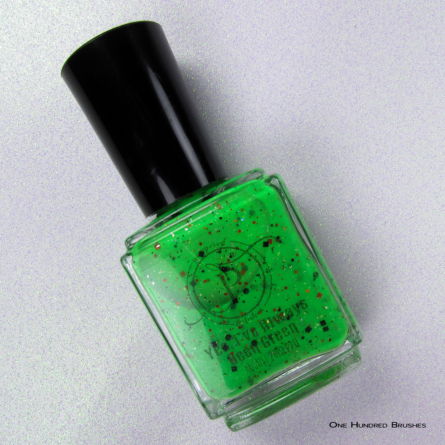 Yes, I've Always Been Green - Pampered Polishes - PPU Aug 2018