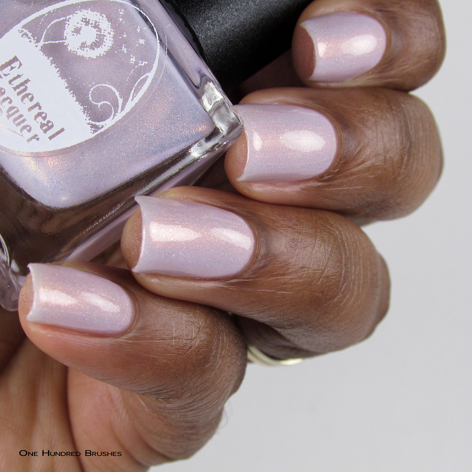 Little Oysters - Ethereal Lacquer - HHC Aug 2018