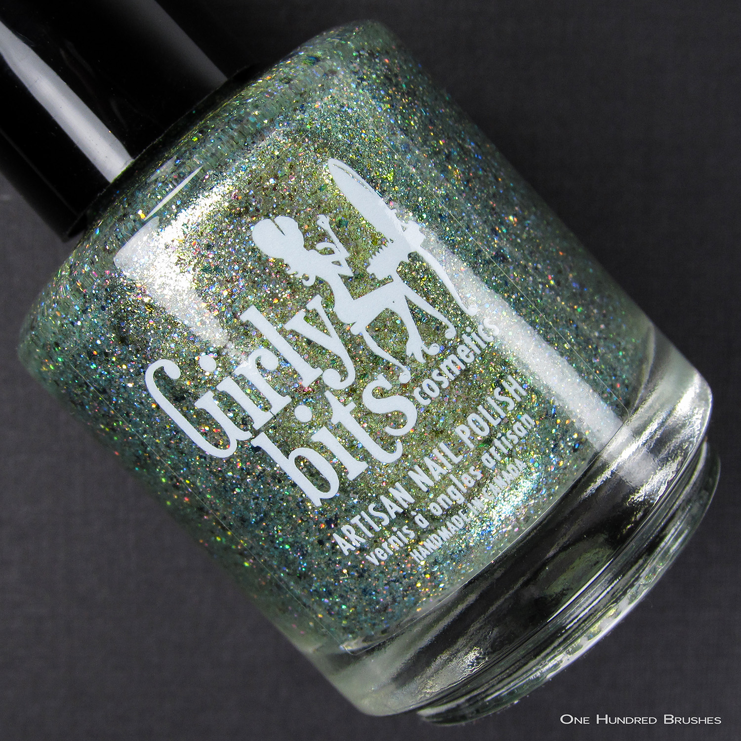 Underwater Secrets - Girly Bits Cosmetics - HHC Aug 2018