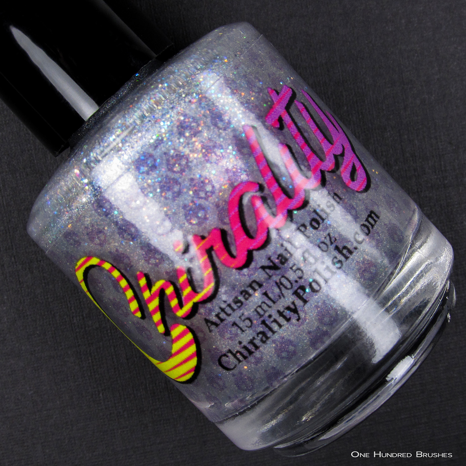 Upgraded - Chirality Nail Polish - HHC Aug 2018