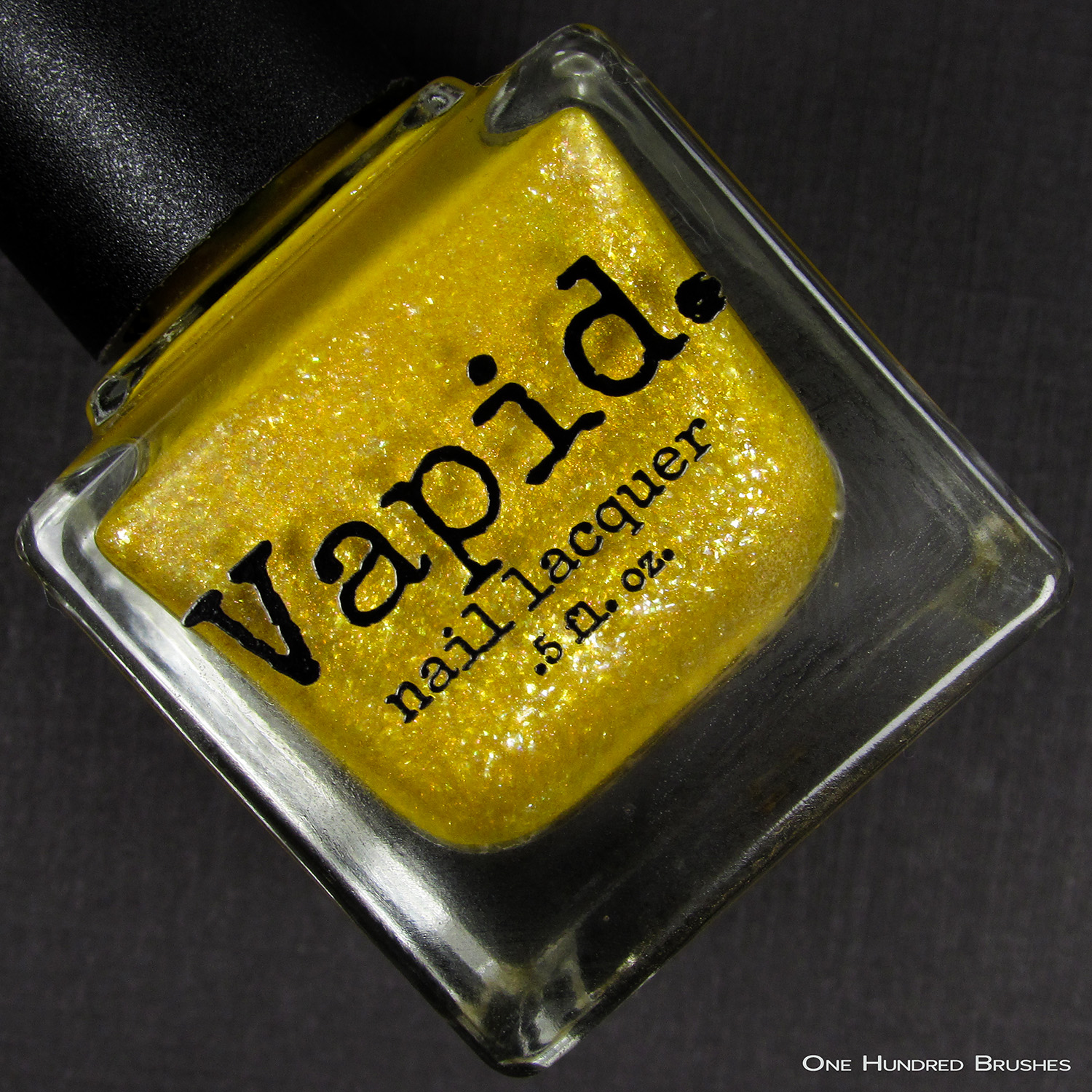 All That Glitters Is... - Vapid Lacquer Sep 2018