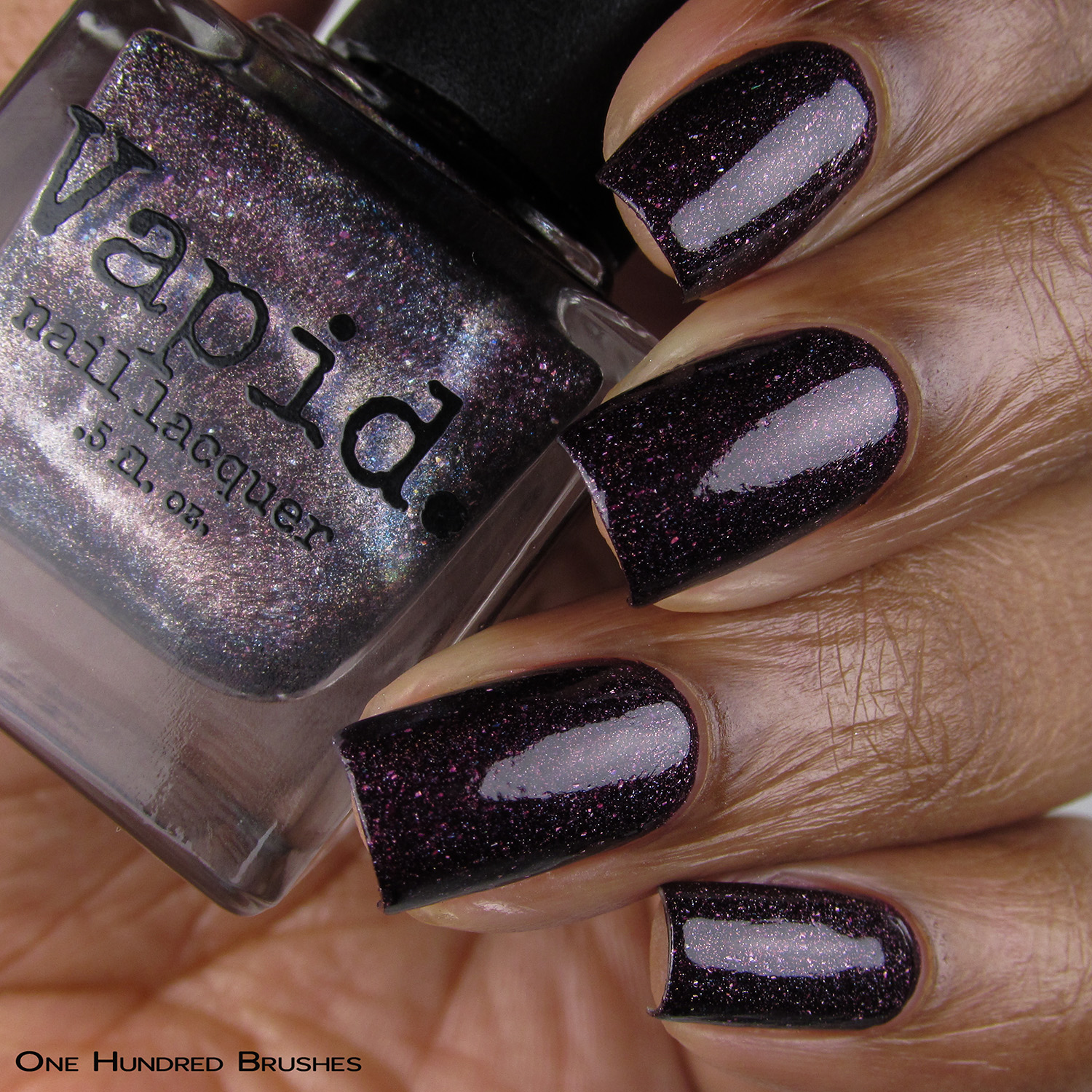 Dark Twisted Fantasies X - Bottle Front - Vapid Lacquer Sep 2018