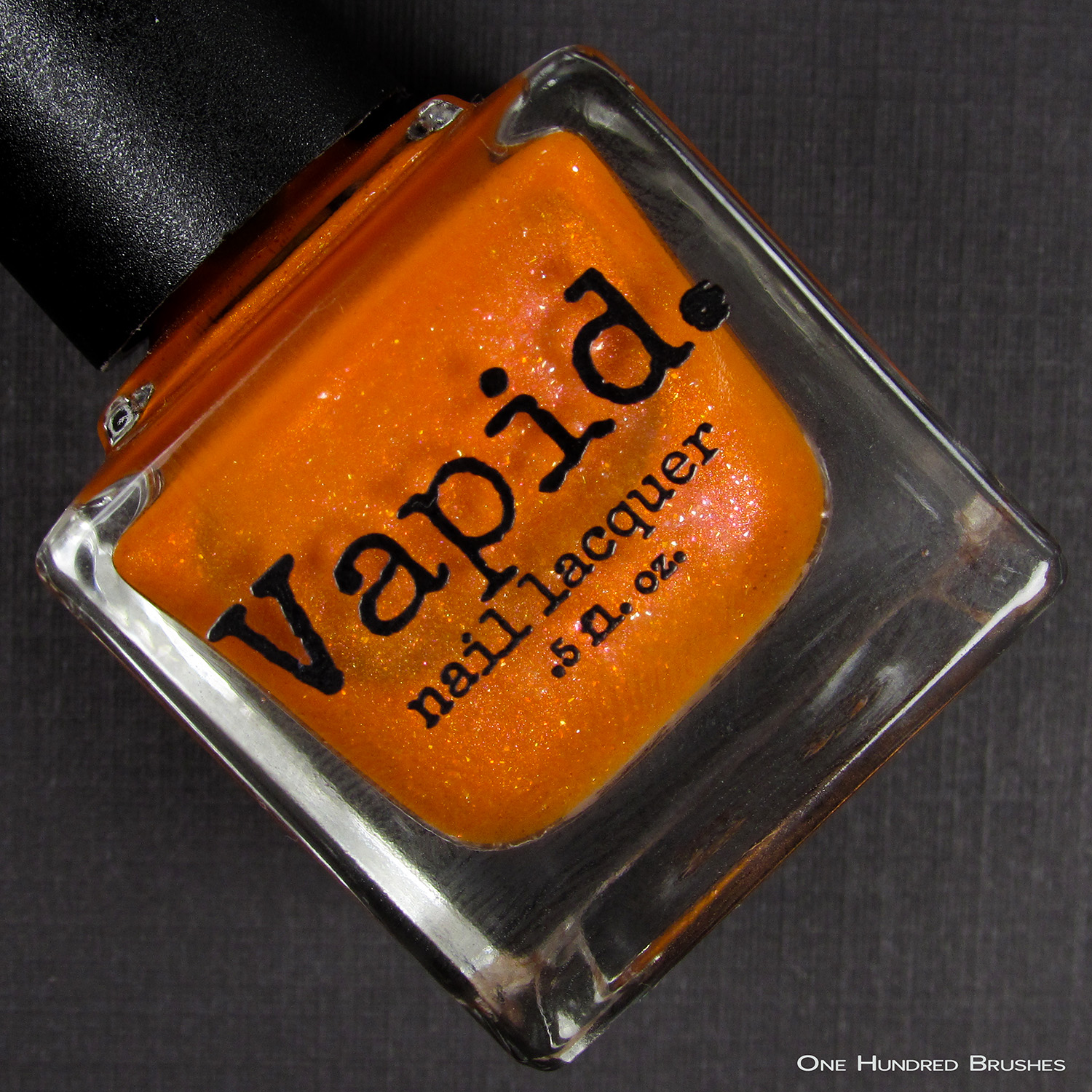 Oh My Gourd! - Vapid Lacquer Sep 2018