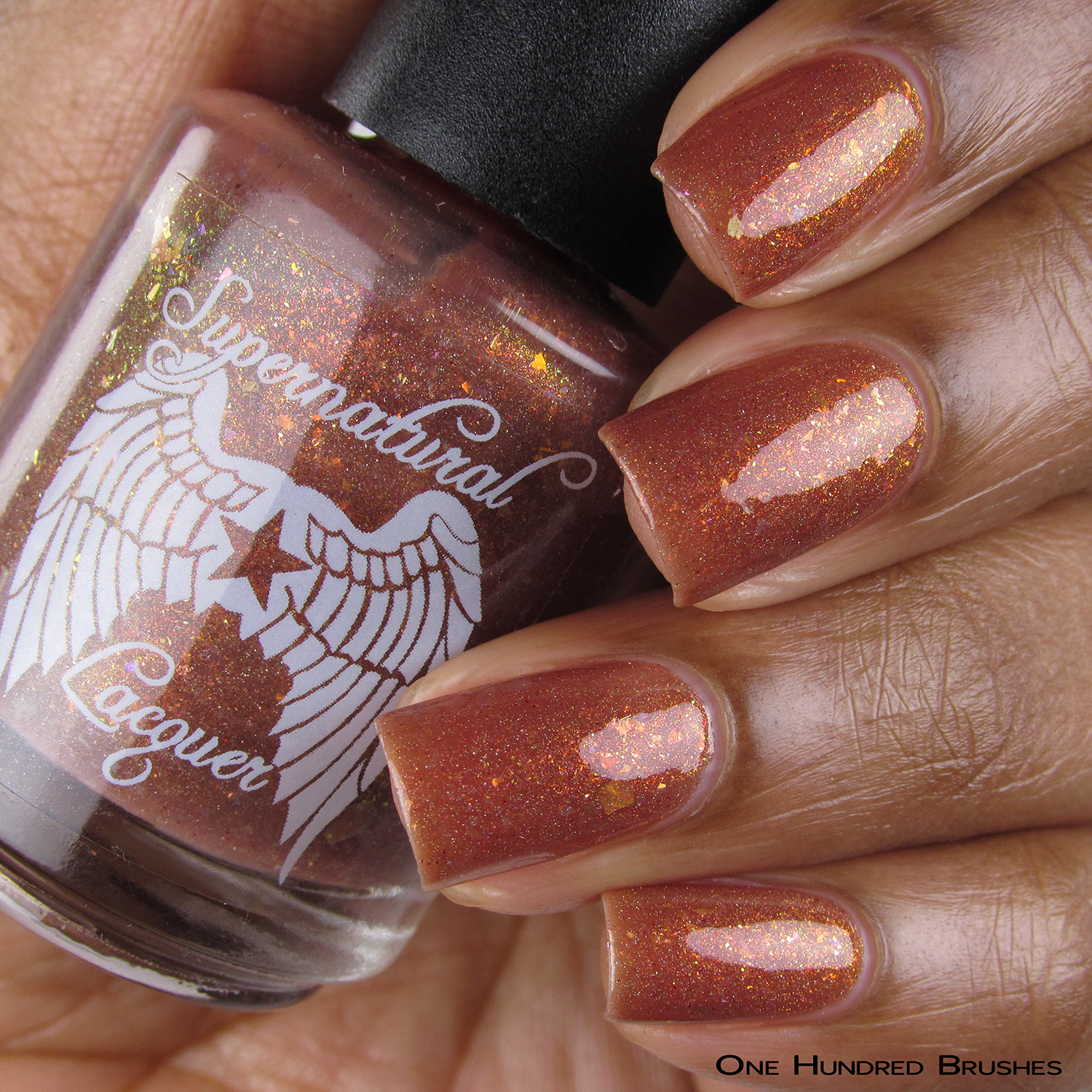 Pretty Cunning. Don't Ya Think - Supernatural Lacquer - HHC Sep 2018