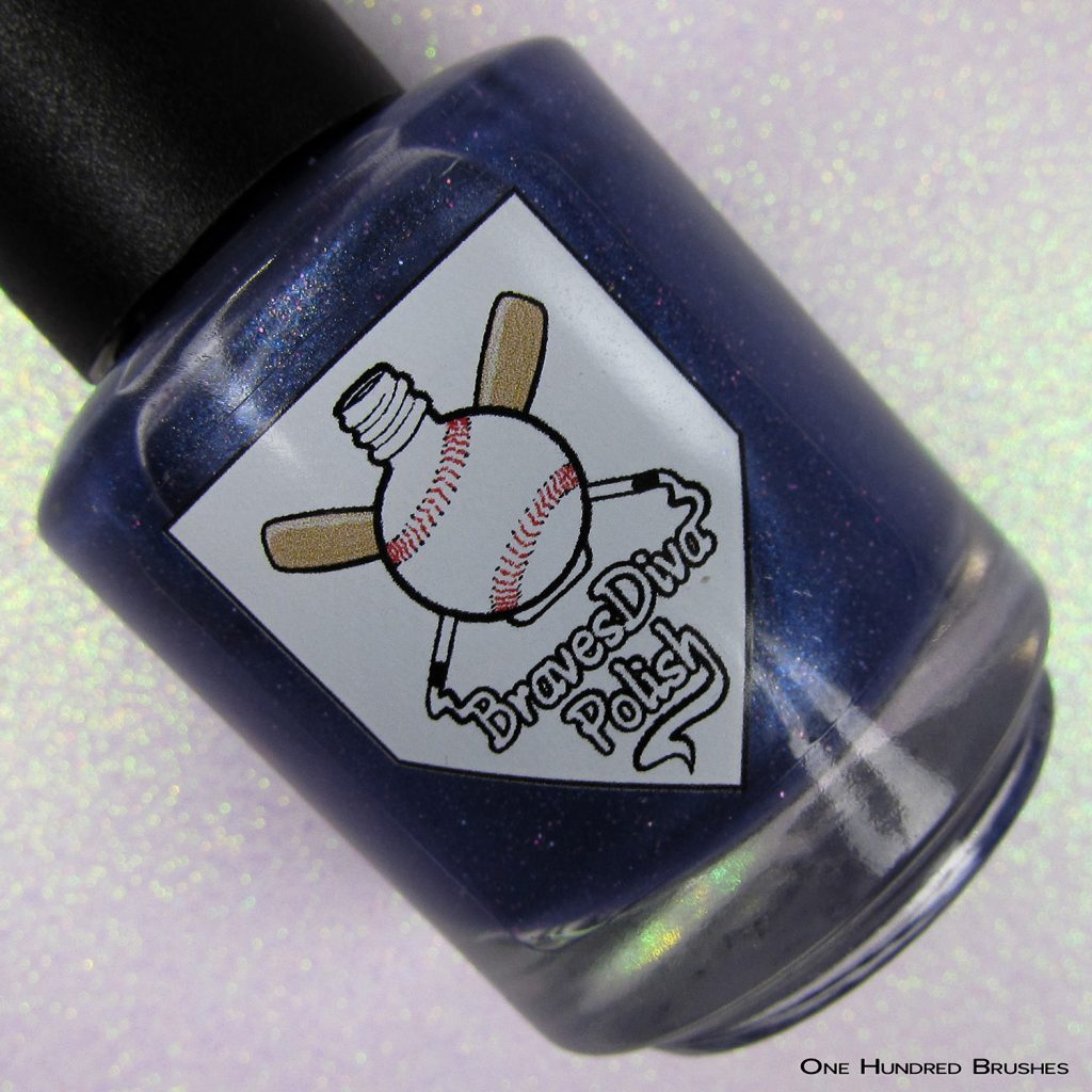 Aryn's Tears - Braves Diva Polish - The Artists Collection