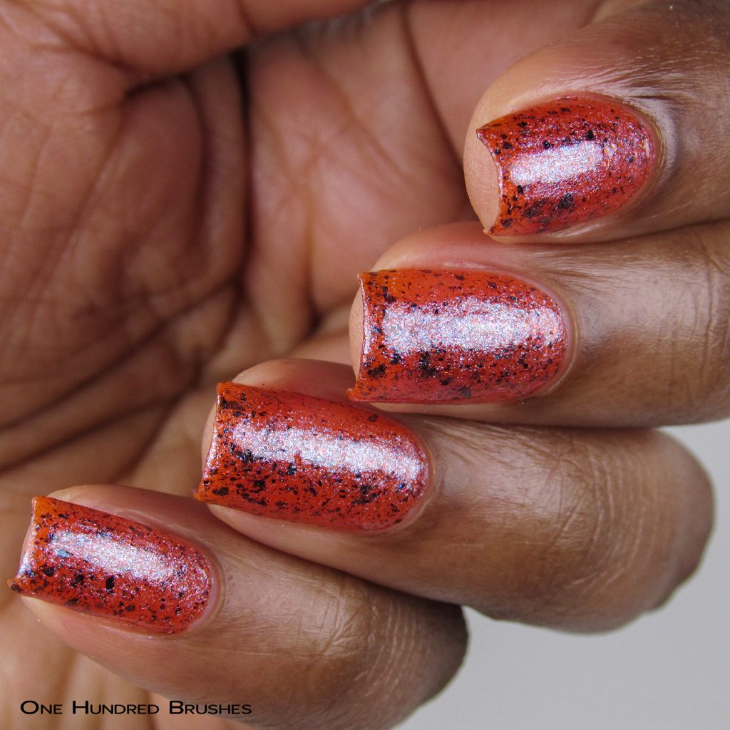 Desert Friends - Angle - Braves Diva Polish - The Artists Collection