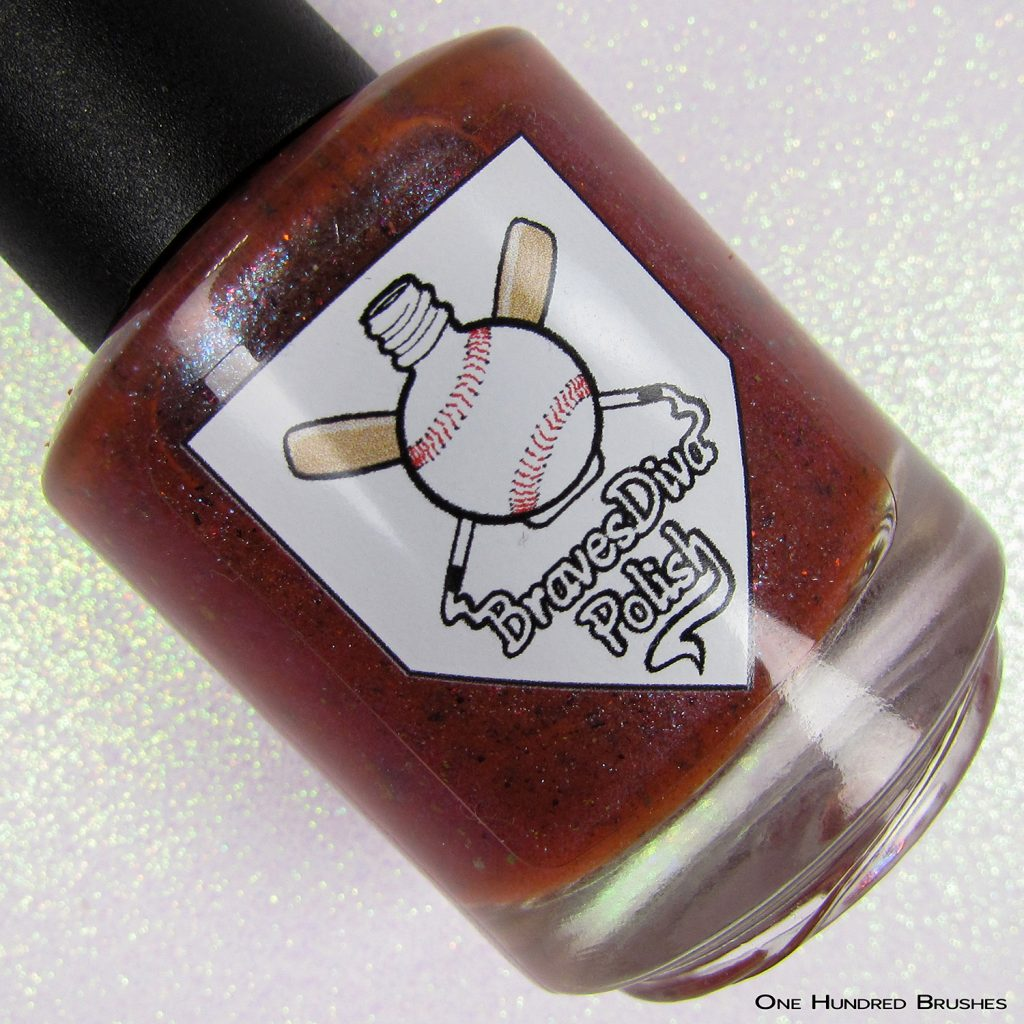 Desert Friends - Braves Diva Polish - The Artists Collection