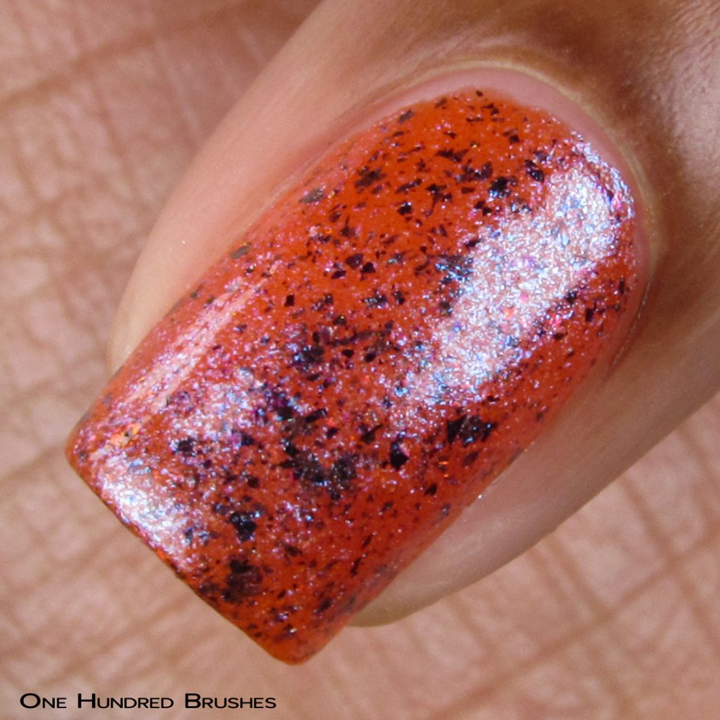 Desert Friends - Macro - Braves Diva Polish - The Artists Collection