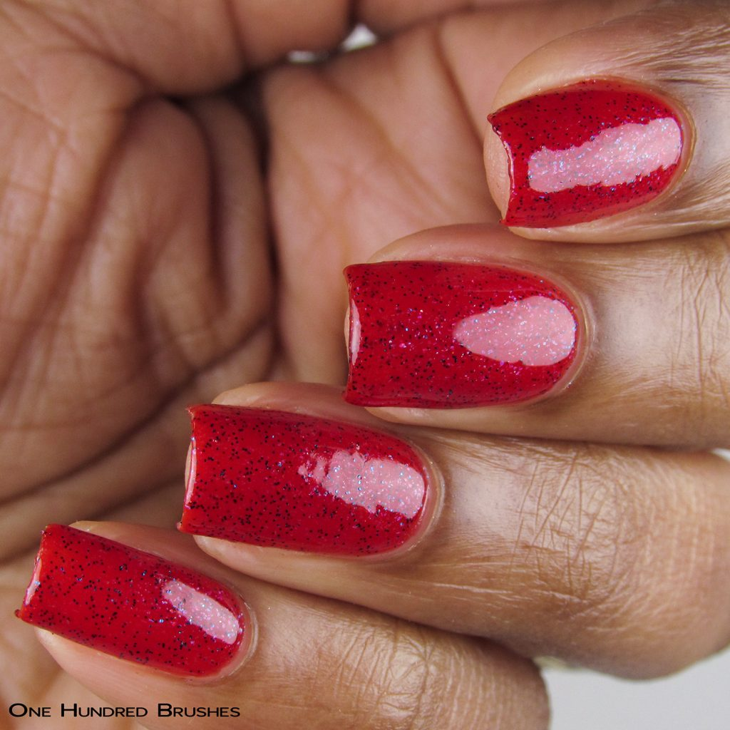 Roper - Angle - Braves Diva Polish - The Artists Collection