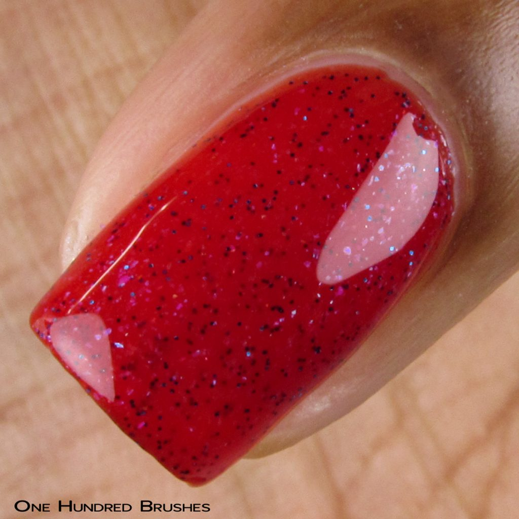 Roper - Macro - Braves Diva Polish - The Artists Collection