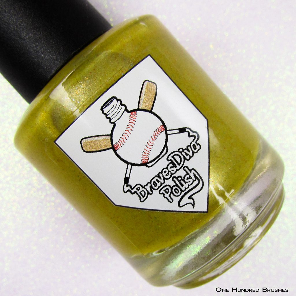 The Cowboy - Braves Diva Polish - The Artists Collection