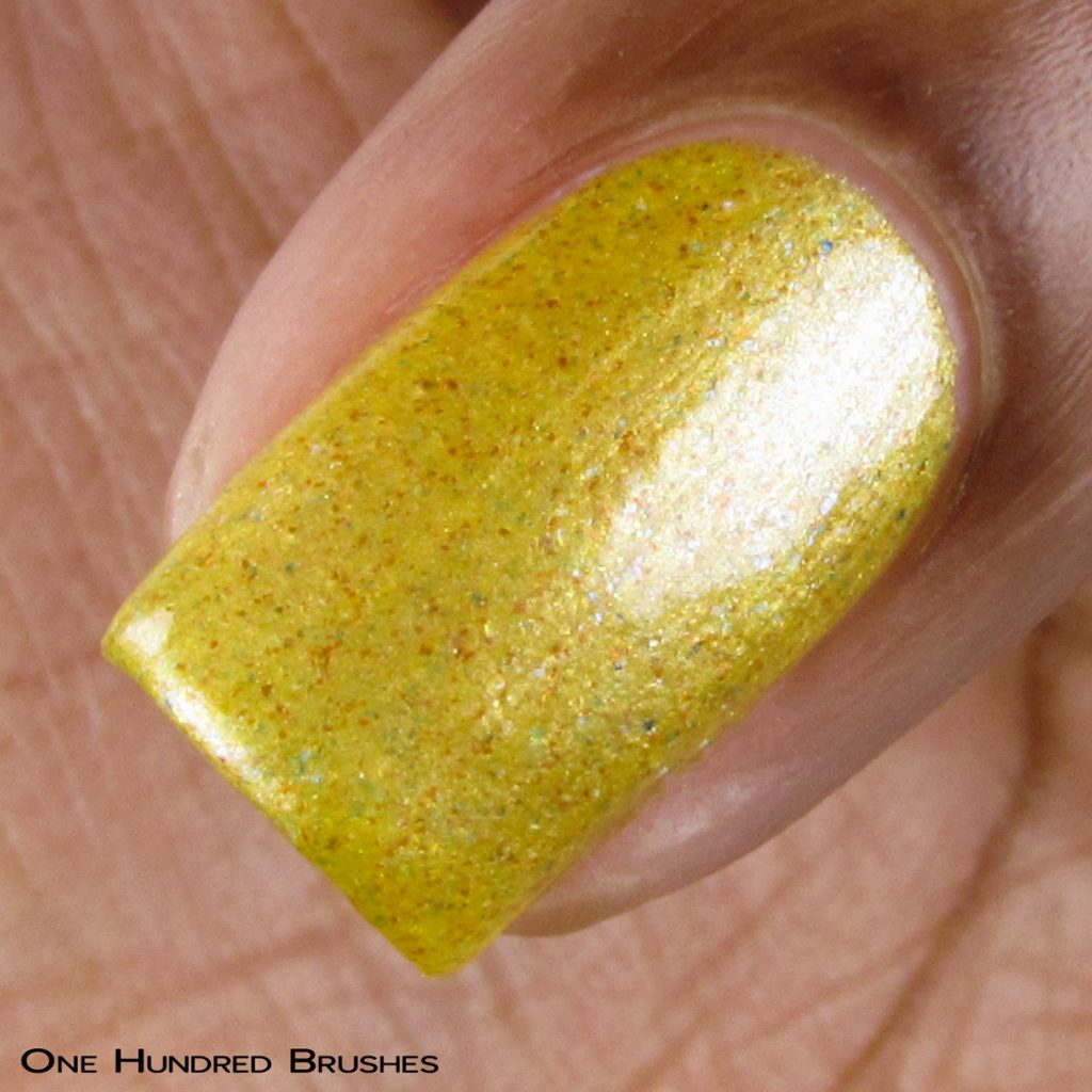 The Cowboy - Macro - Braves Diva Polish - The Artists Collection