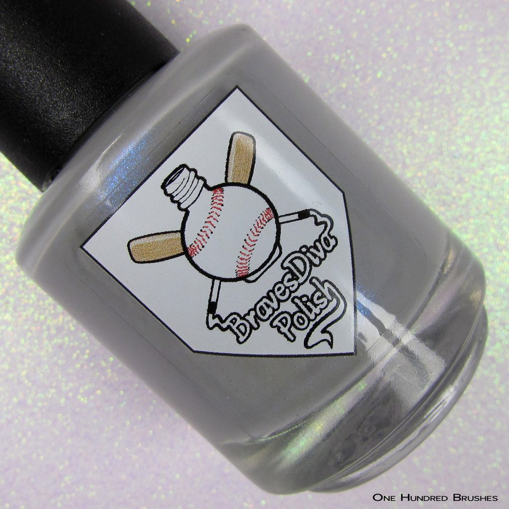 Watchful Spirits - Braves Diva Polish - The Artists Collection