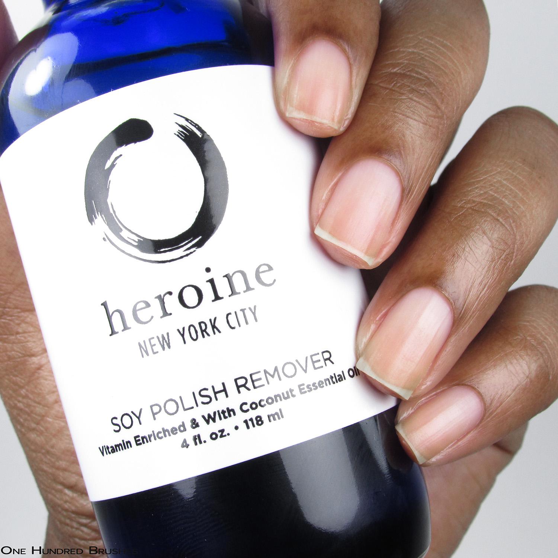 Soy Remover (after) - bottle front - Heroine