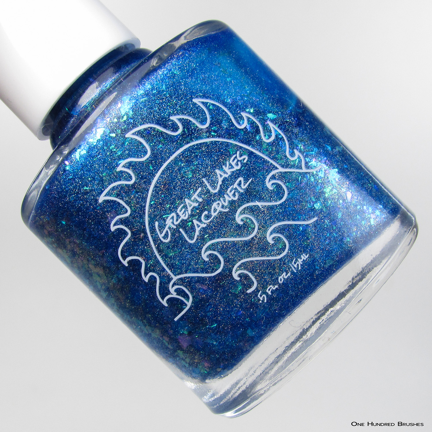 BYOS - Great Lakes Lacquer - The Holo Hookup July 2019