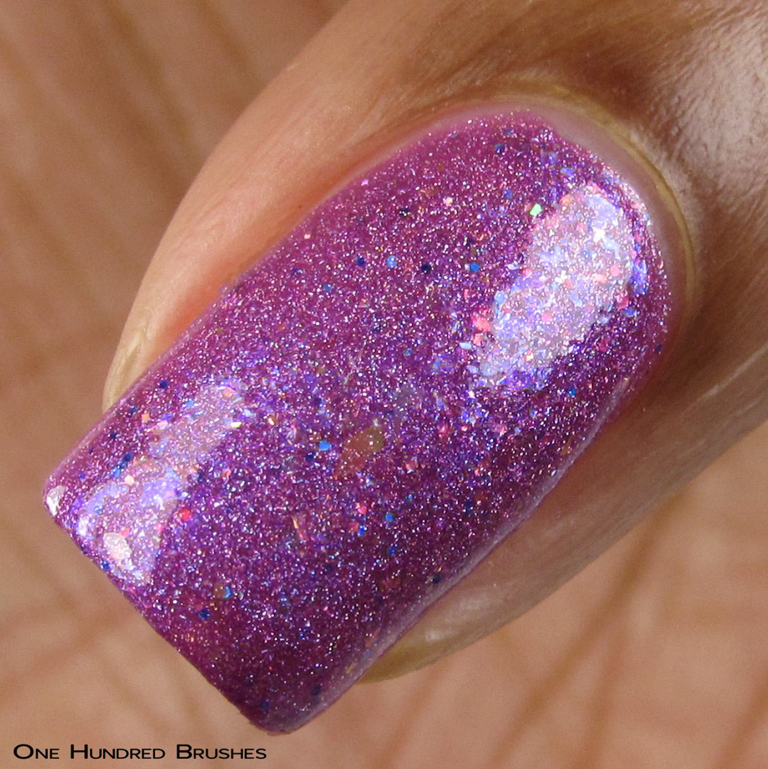 Wildflower Child - Cupcake Polish - The Holo Hookup July 2019