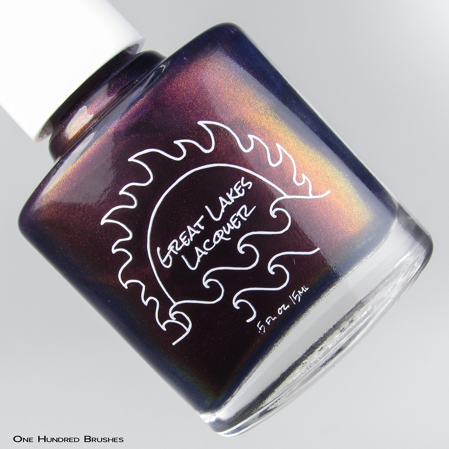 Creatures Of Night Brought To Light - Great Lakes Lacquer - Indie Pickup Aug 2019
