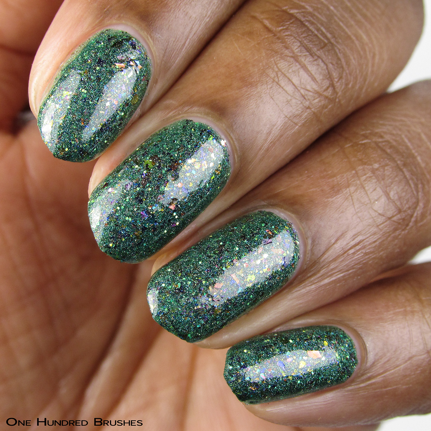 Force of Nature - Cupcake Polish - Holo Hookup Aug 2019