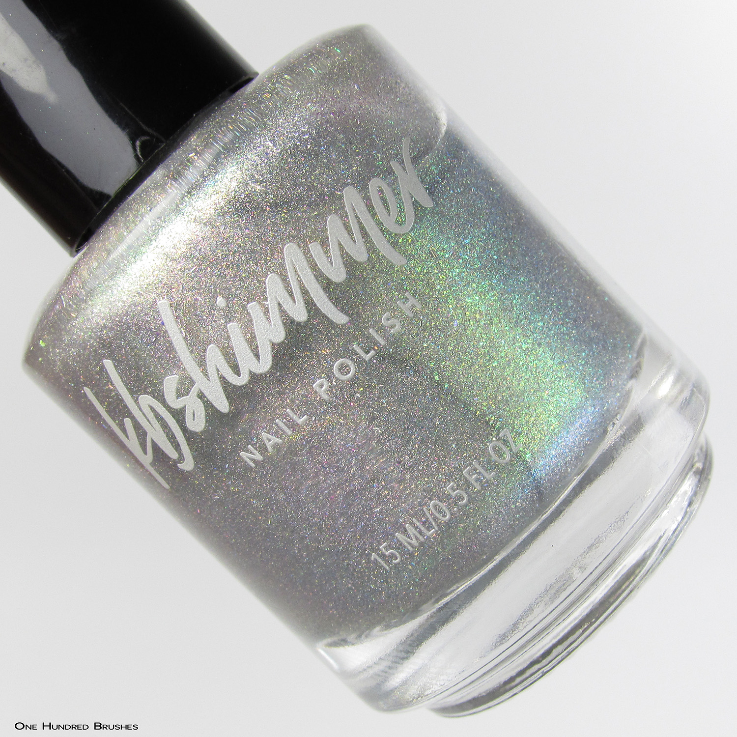 Mirror, Mirror On The Stall - KB Shimmer - Polish Pickup August 2019