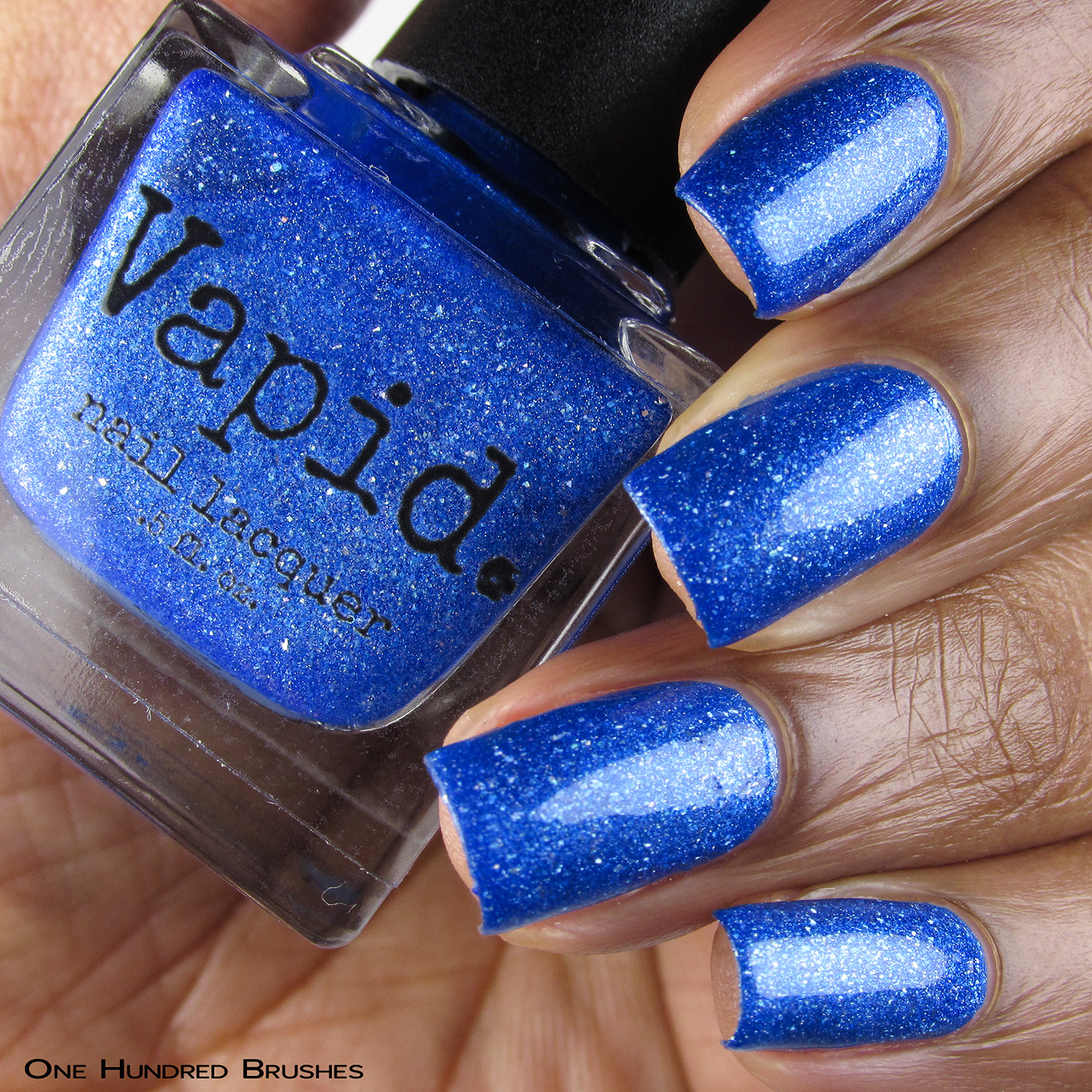 Blue Moon - Vapid Lacquer August 2019