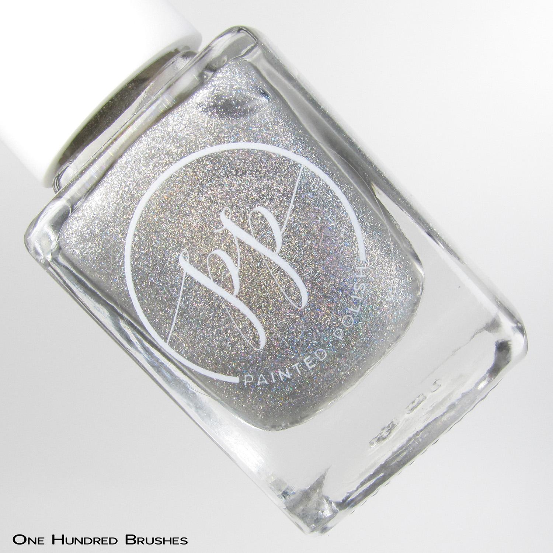 Diamond Dust - Treasure Toppers - Painted Polish