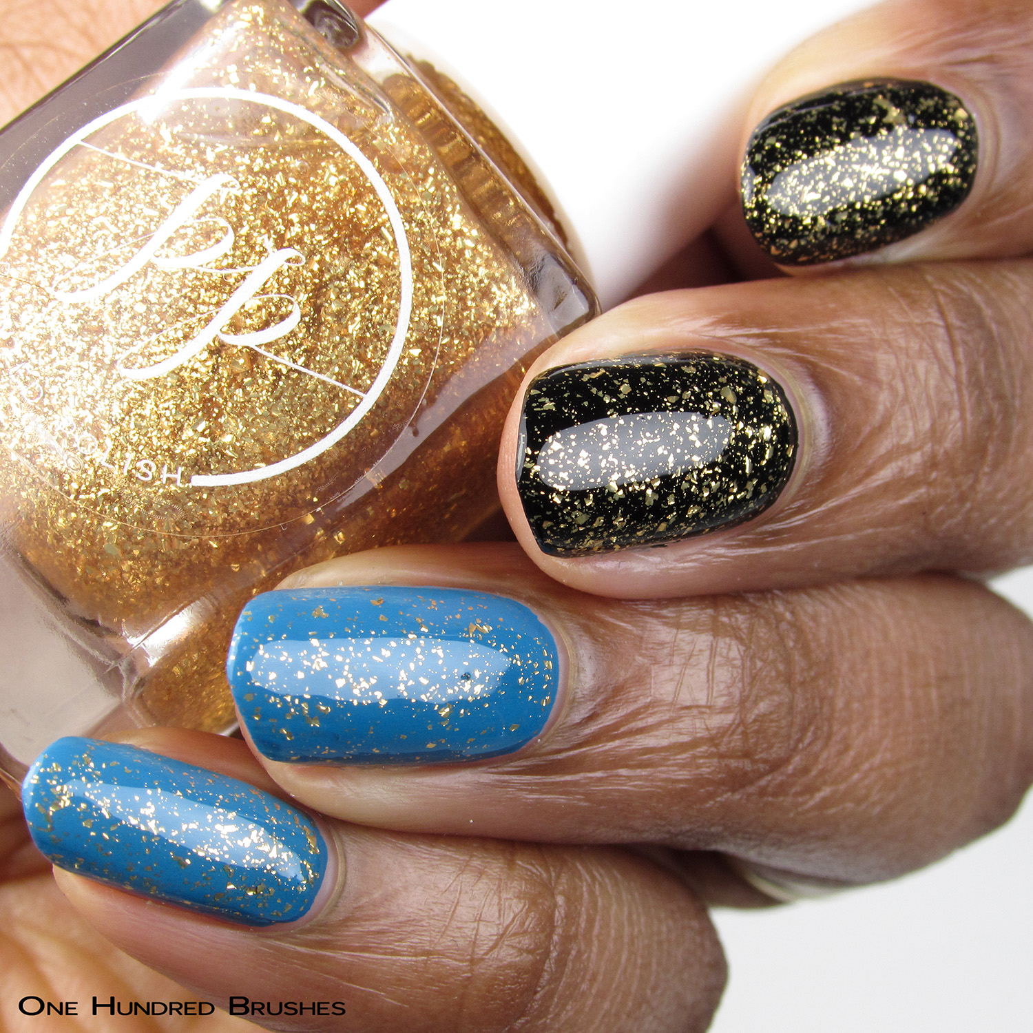 Gilded - Treasure Toppers - Painted Polish