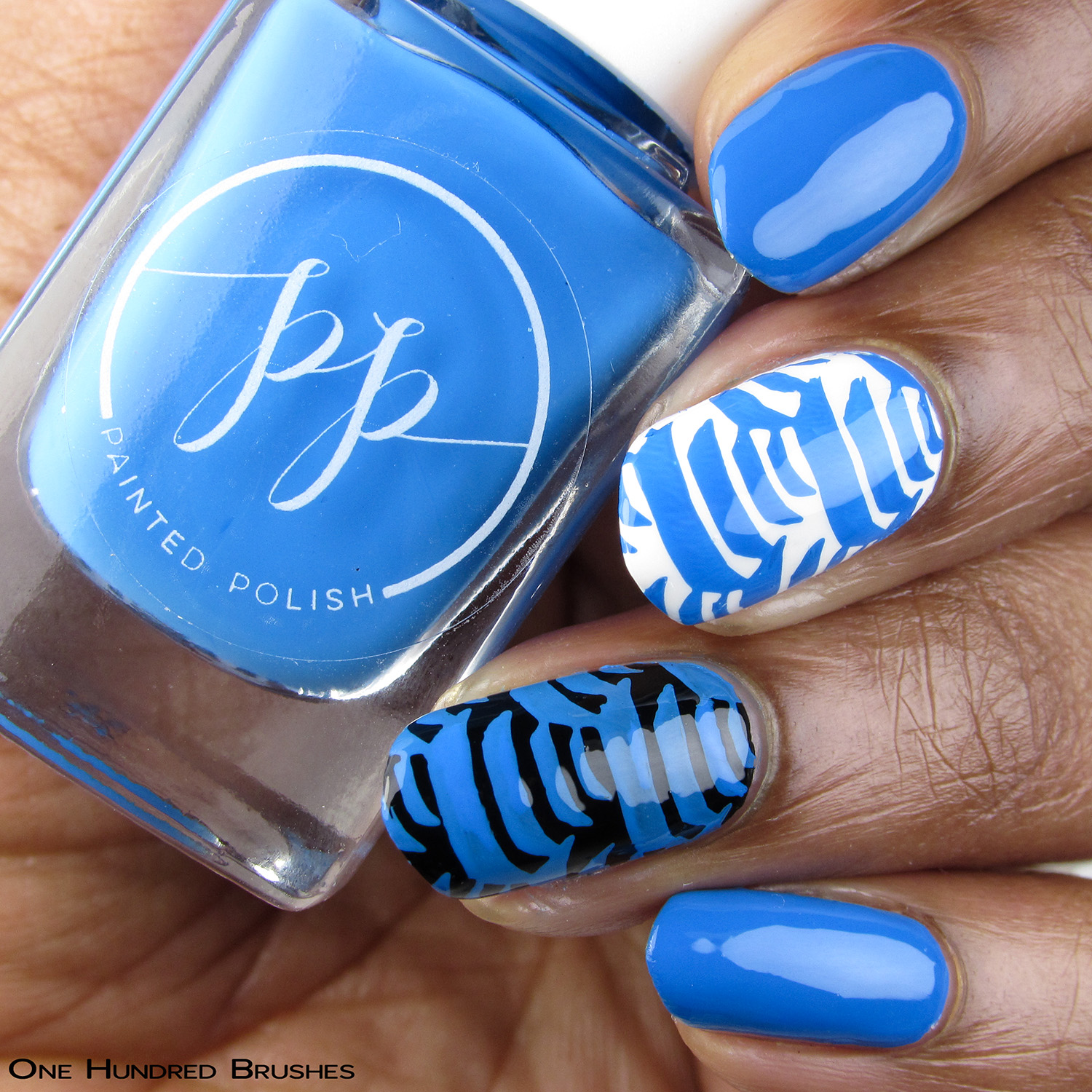 Stamped In Saltwater - At The Sea Vol IV - Painted Polish