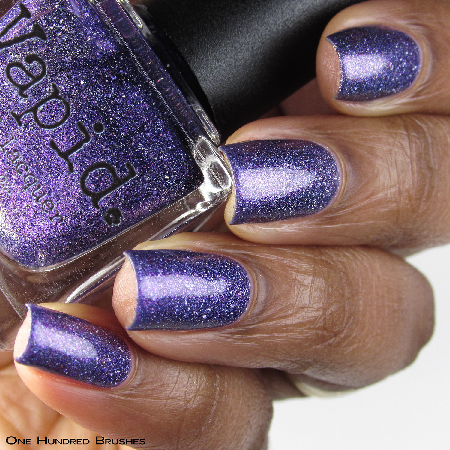 This Way Comes - Bottle Side - Vapid Lacquer August 2019