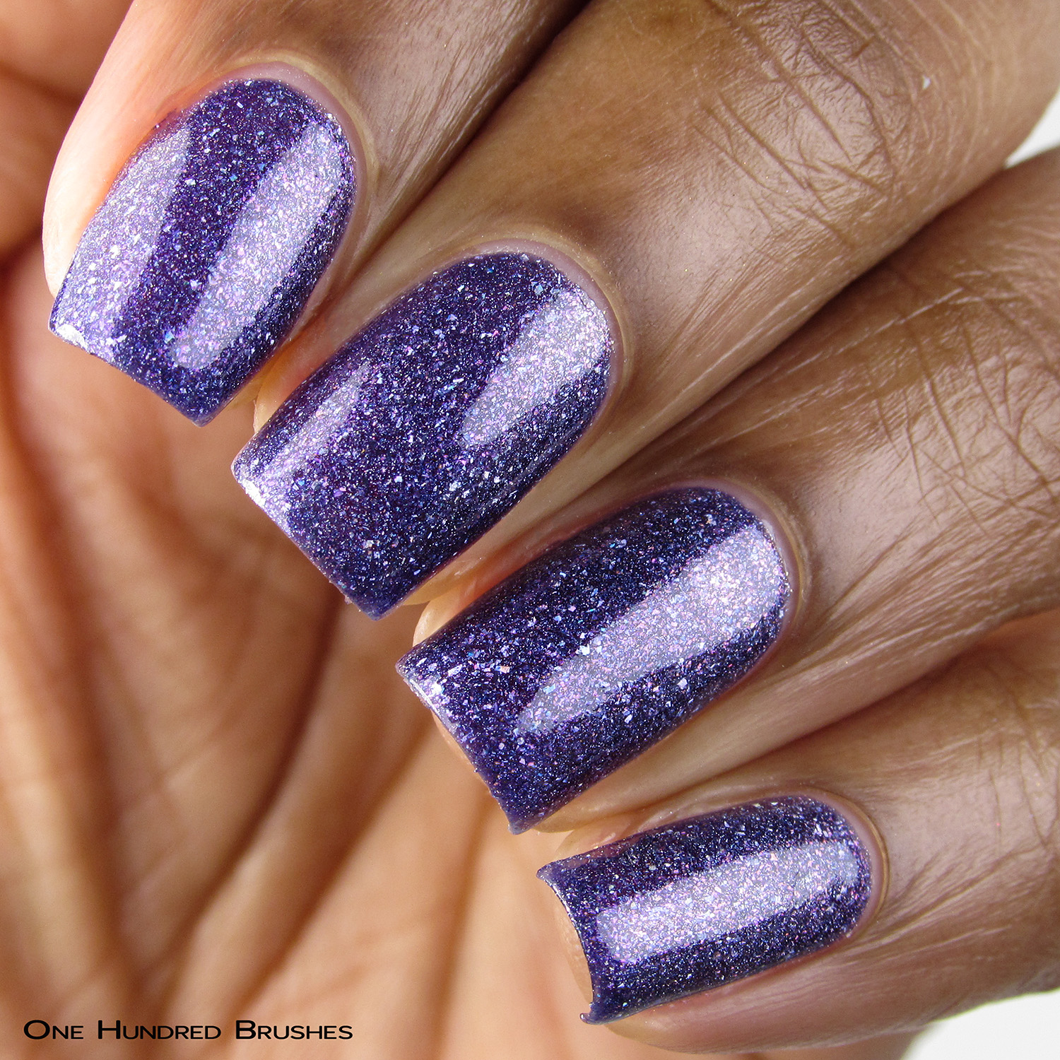 This Way Comes - Closeup - Vapid Lacquer August 2019