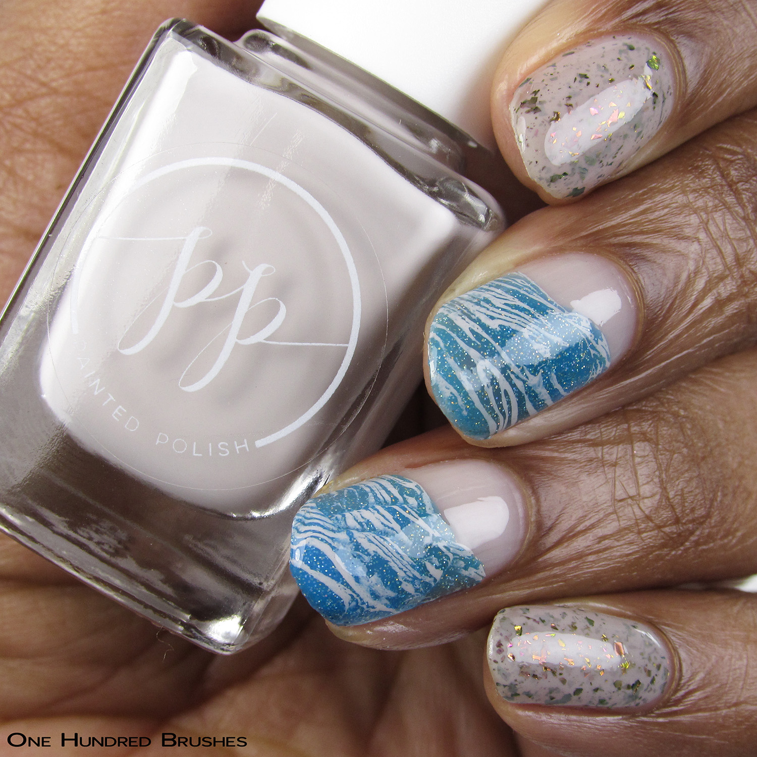 Stamped In Sand - At The Sea Vol IV - Painted Polish