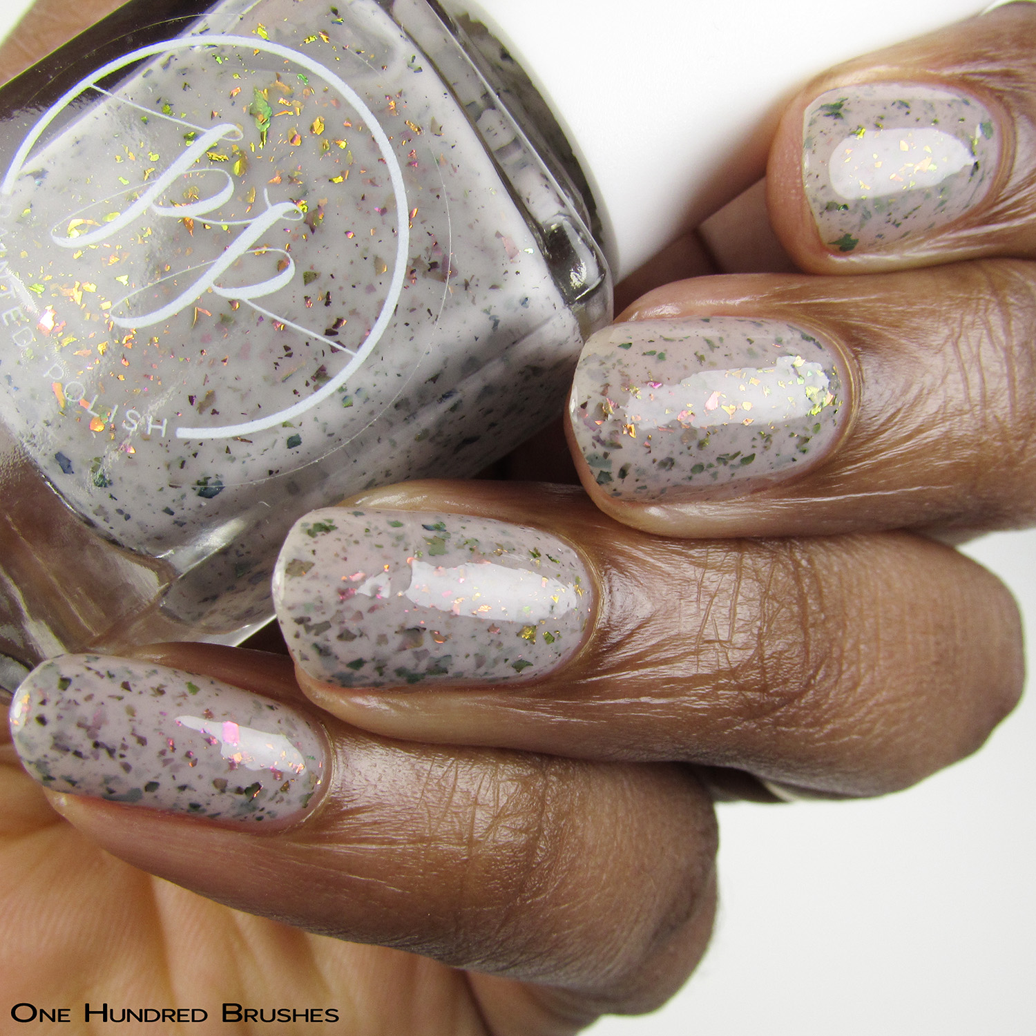 Your Seashells Are Showing - At The Sea Vol IV - Painted Polish