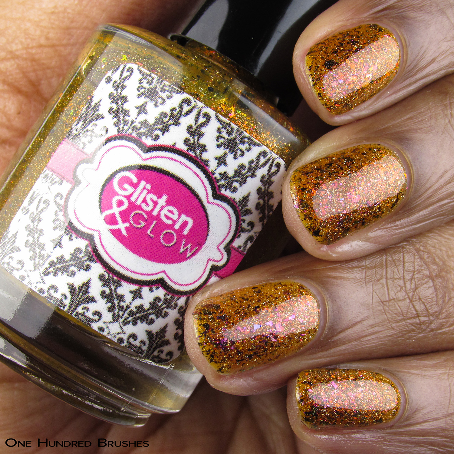 Give em' Pumpkin To Talk About - Glisten & Glow - The Holo Hookup Oct 2019