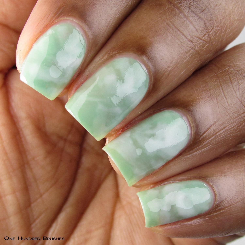 Green Jade Nail Art Set - Cirque Colors