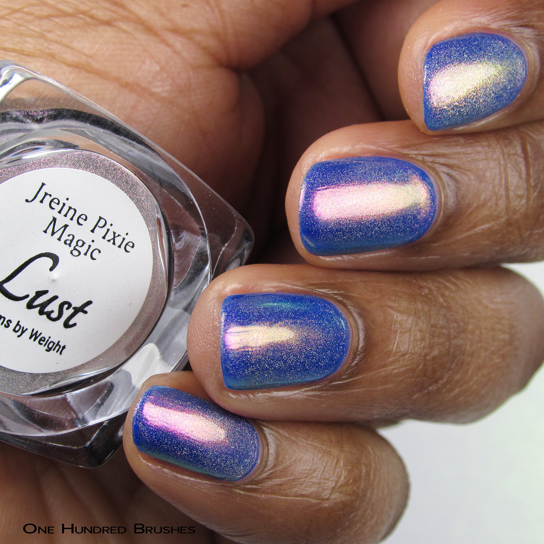 Lust Pixie Magic - JReine Cosmetics - Polish Pickup October 2019