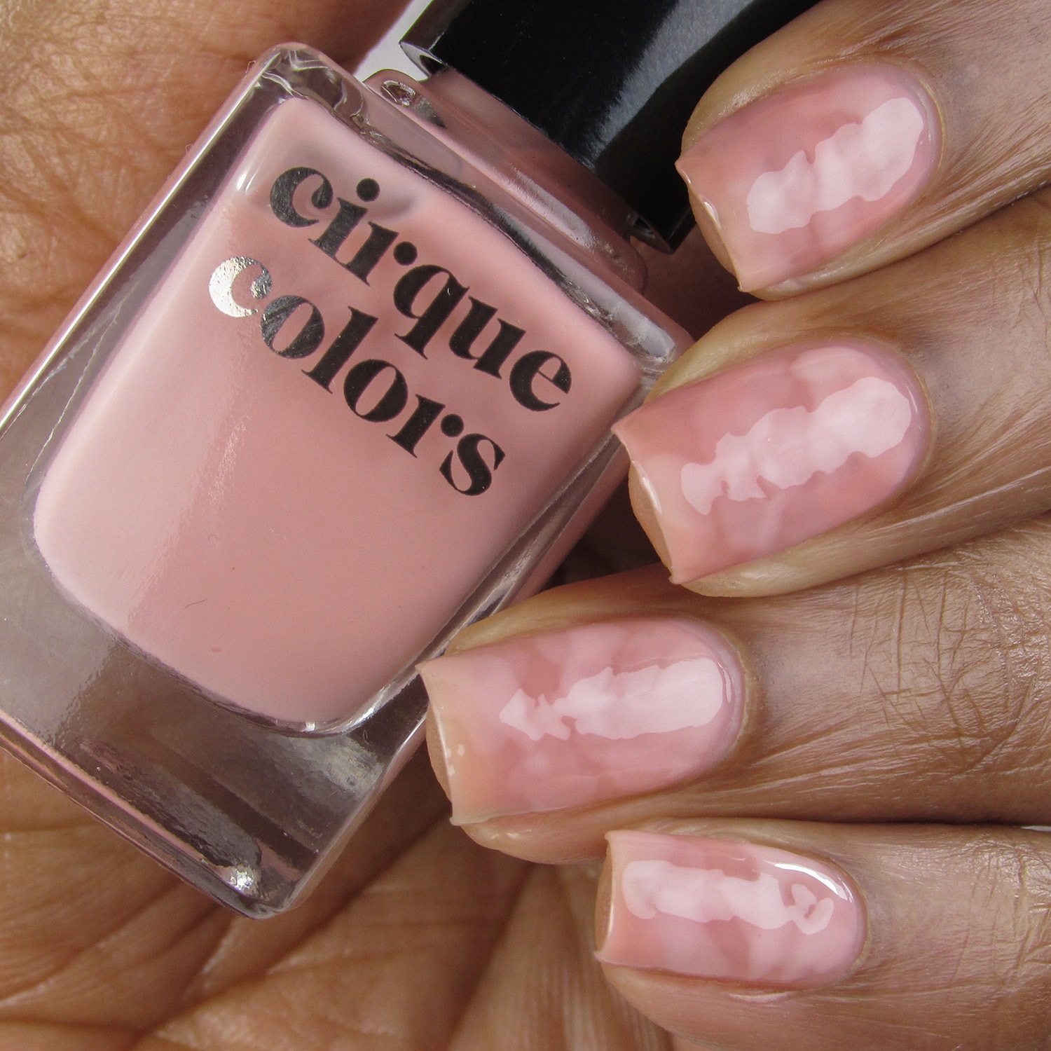 Rose Quartz Nail Art Set - Cirque Colors