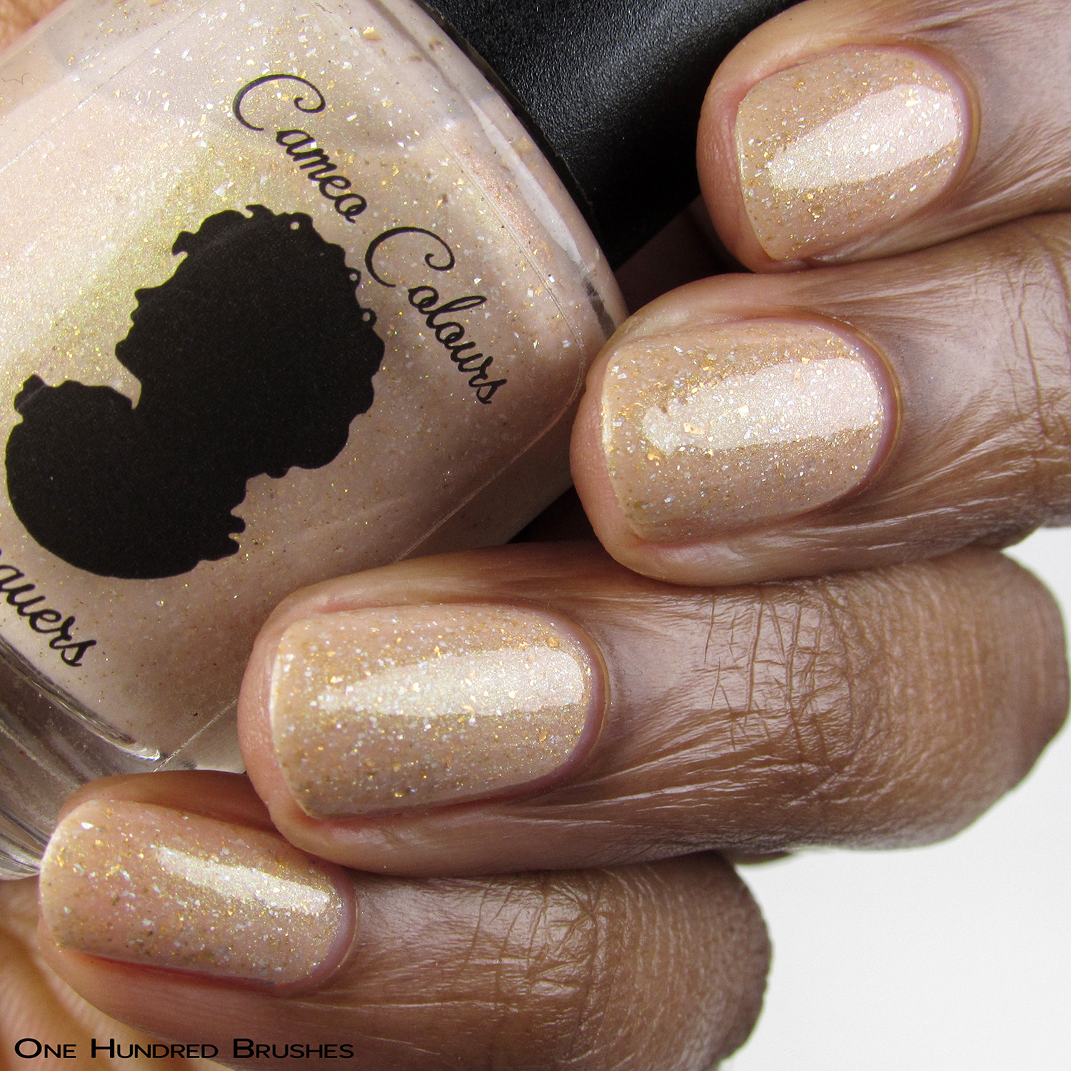 The Truth Is Out There - Cameo Colours Lacquer - Polish Pickup Oct 2019