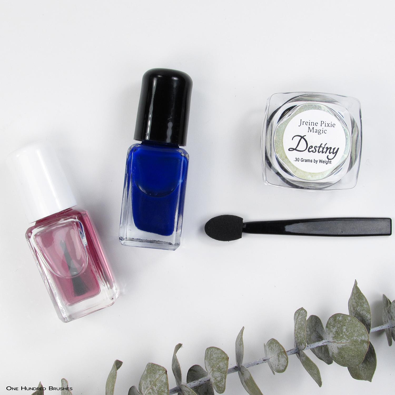 Destiny Pixie Magic Kit - JReine Cosmetics - Polish Pickup November 2019