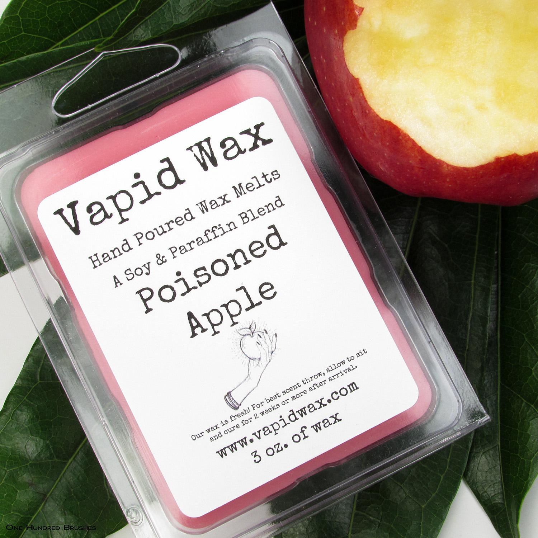 Poisoned Apple - Vapid Wax - Polish Pickup November 2019