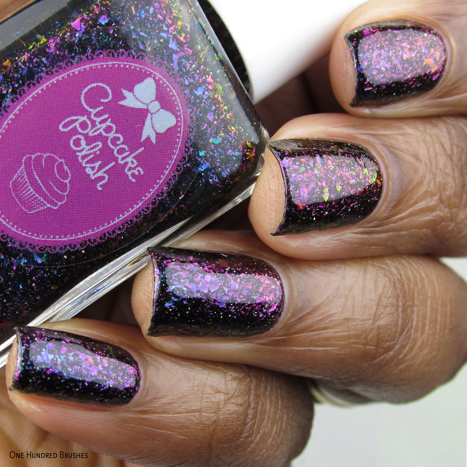 Aurora Borealis - Cupcake Polish - New Iceland Collection January 2020