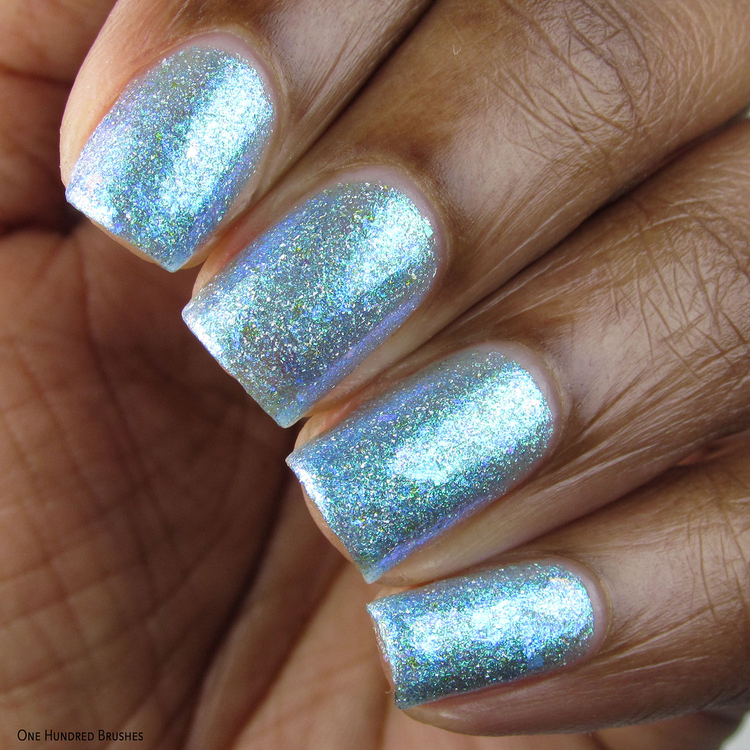 Blue Lagoon - Cupcake Polish - New Iceland Collection January 2020