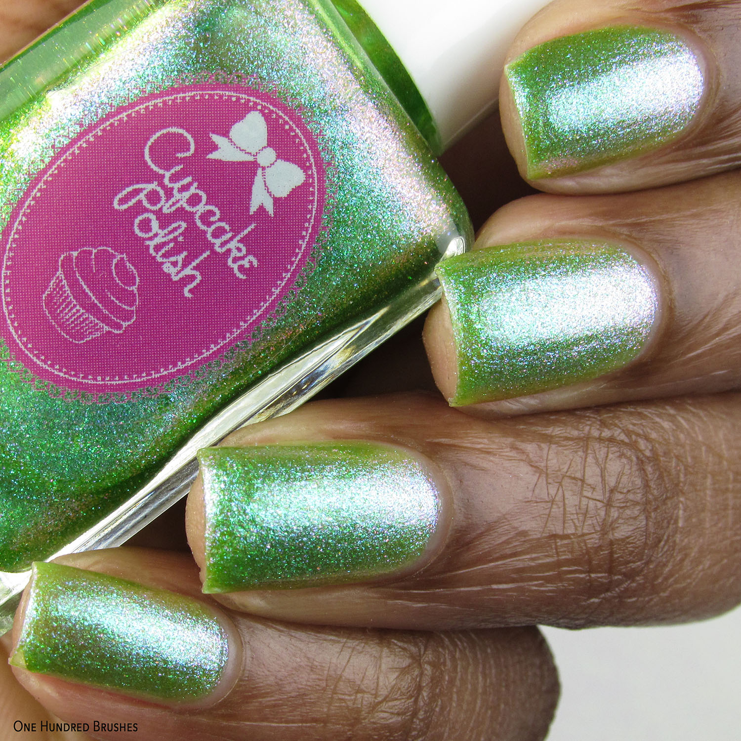 Eldhhraun - Cupcake Polish - New Iceland Collection January 2020