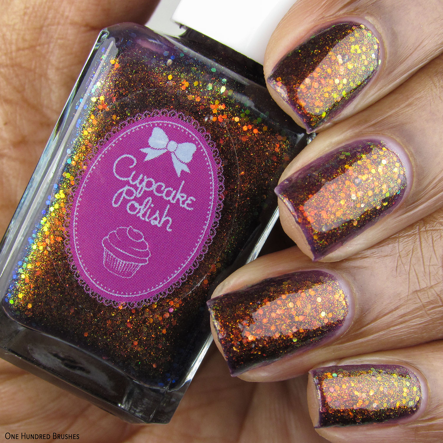 Gullfloss - Cupcake Polish - New Iceland Collection January 2020