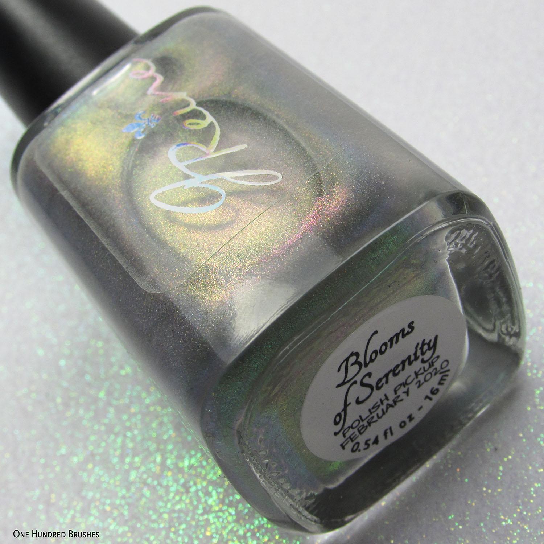 Blooms of Serenity - JReine Cosmetics - Polish Pickup Feb 2020