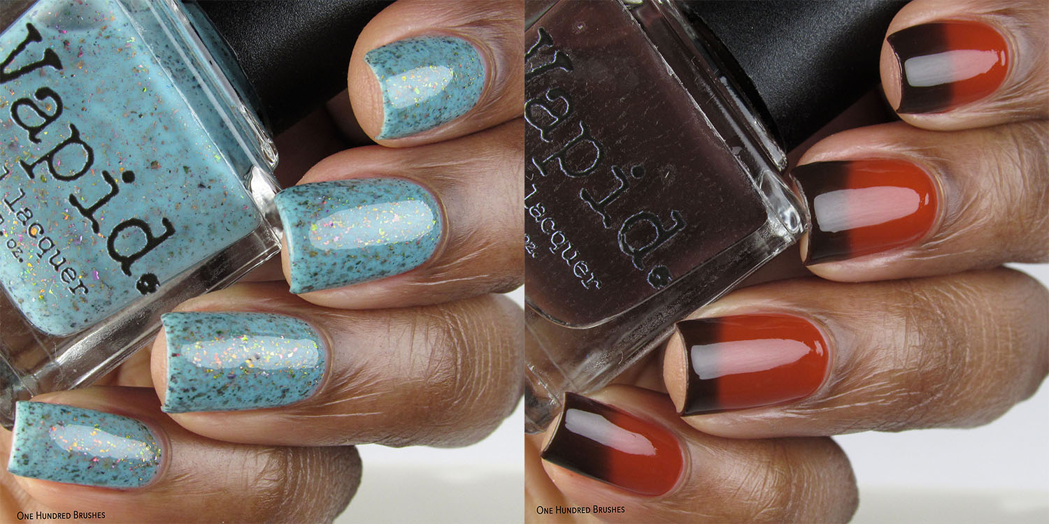 Bottle Side Collage - Birthday Duo - Vapid Lacquer Feb 2020