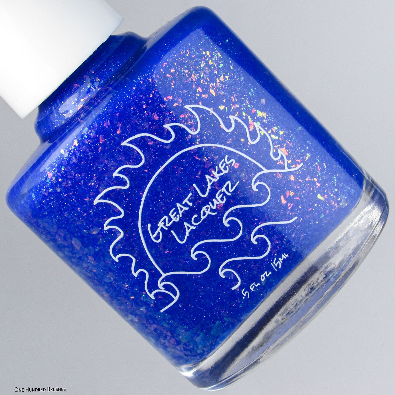 Cuddling Continents - Great Lakes Lacquer - Polish PIckup March 2020