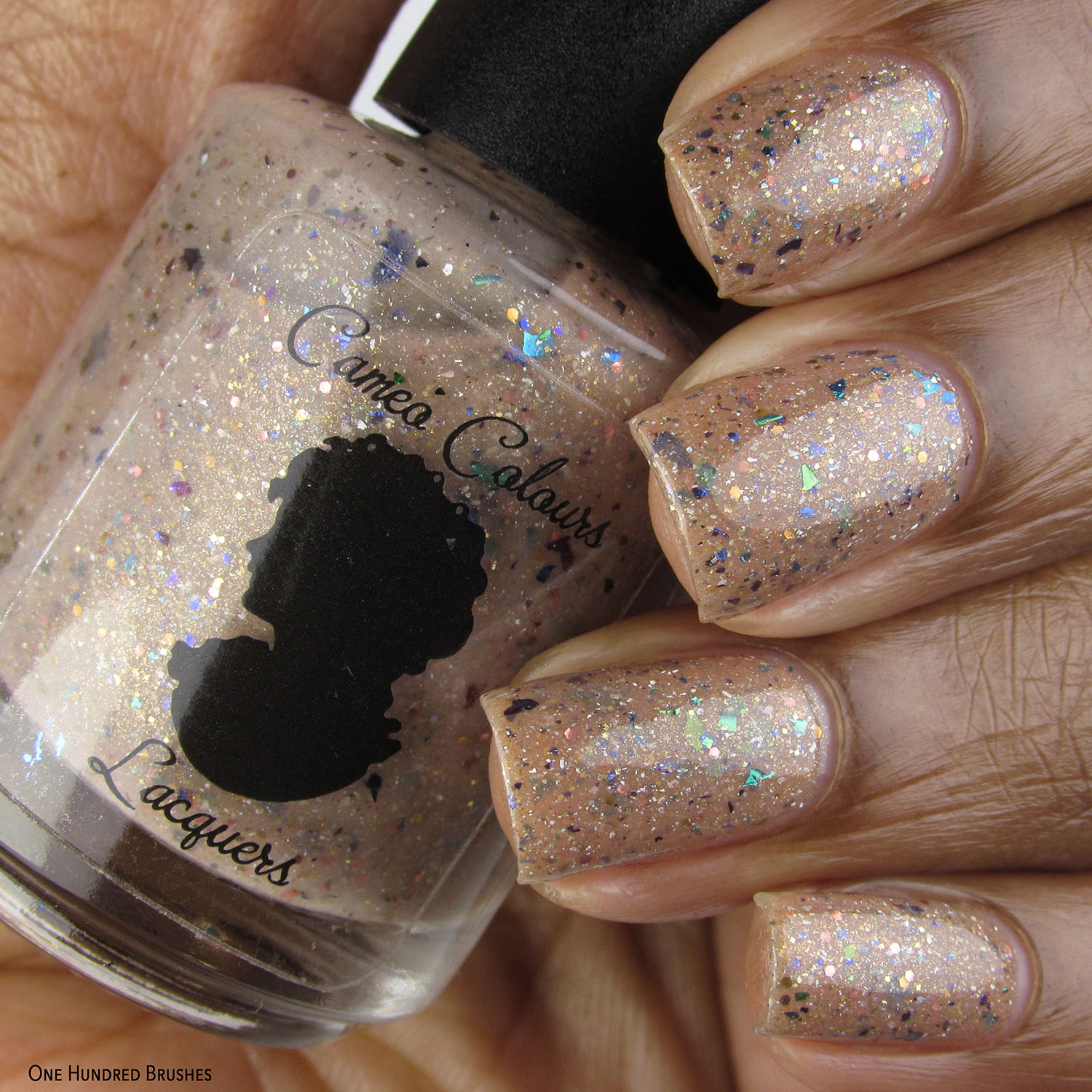 Dank River Valley - Cameo Colours Lacquers - Polish Pickup March 2020